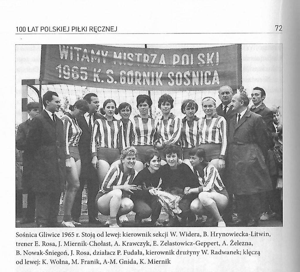 Mistrzostwo polski SPR Gliwice