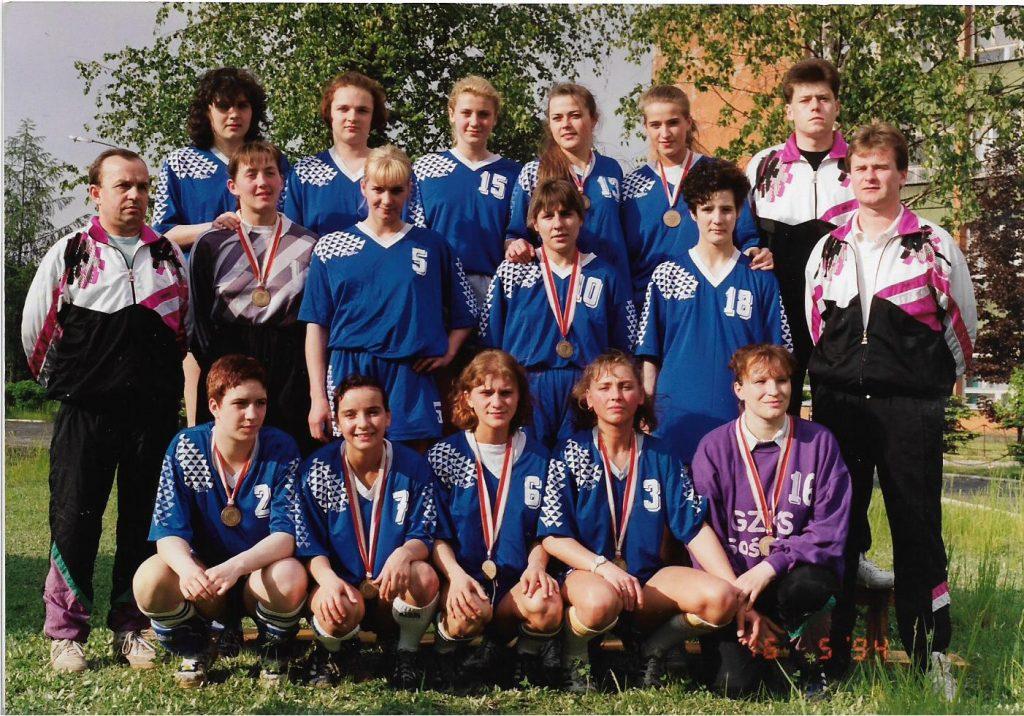 Zespół Sośnicy z 1994 r.